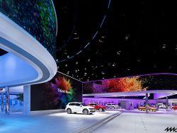 """大众汽车""""THINK NEW""""@2015IAA法兰克福国际车展"""