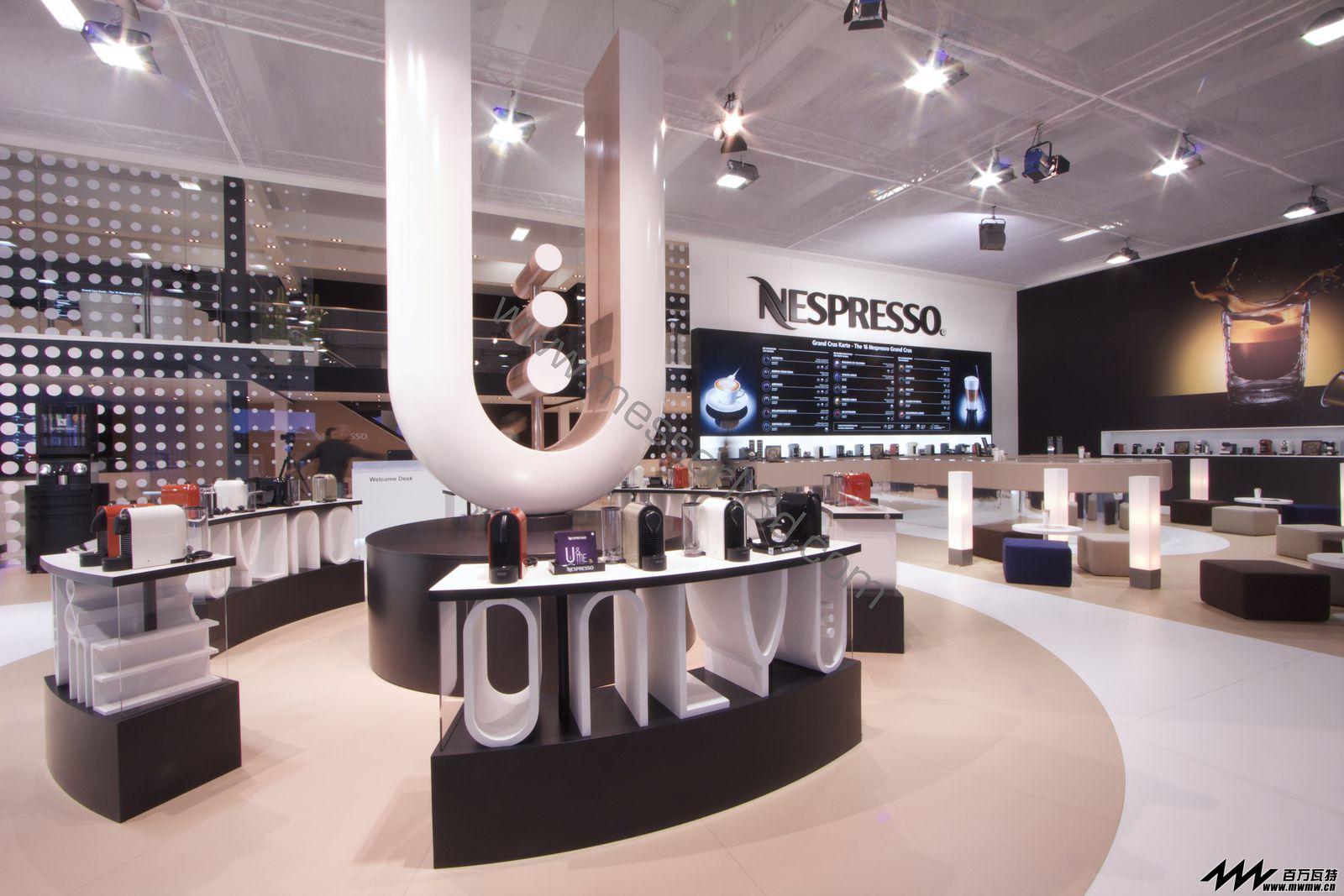 Nespresso, IFA, Berlin, 2012