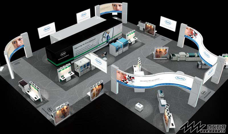 国外展览设计师4