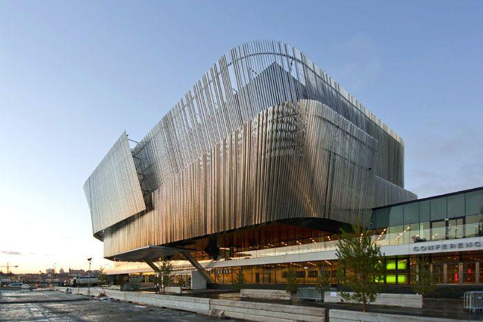 斯德哥尔摩港区会议建筑