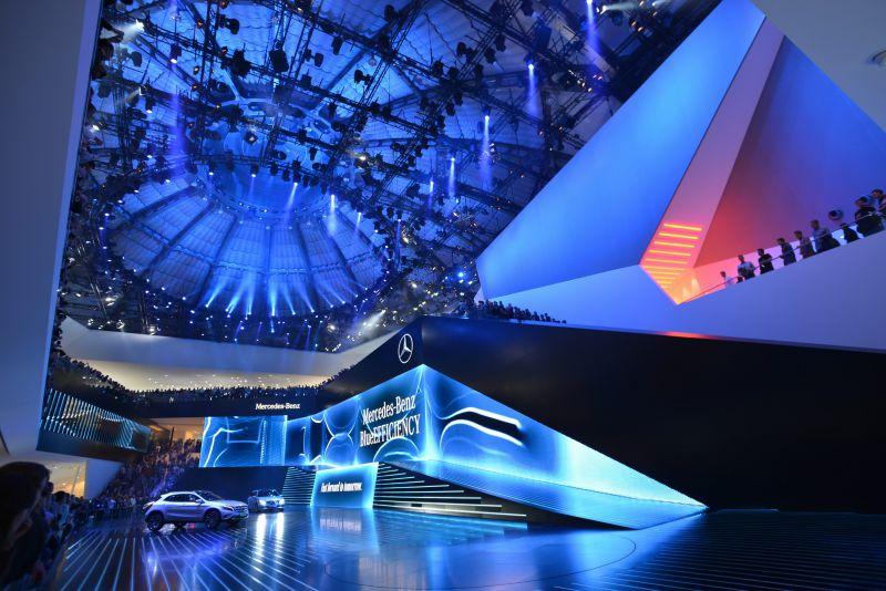 2013IAA法兰克福国际车展照片