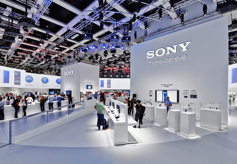 IFA2013德国柏林国际消费类电子---SONY