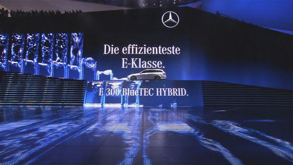 2013法兰克福车展-奔驰AV视频设计稿