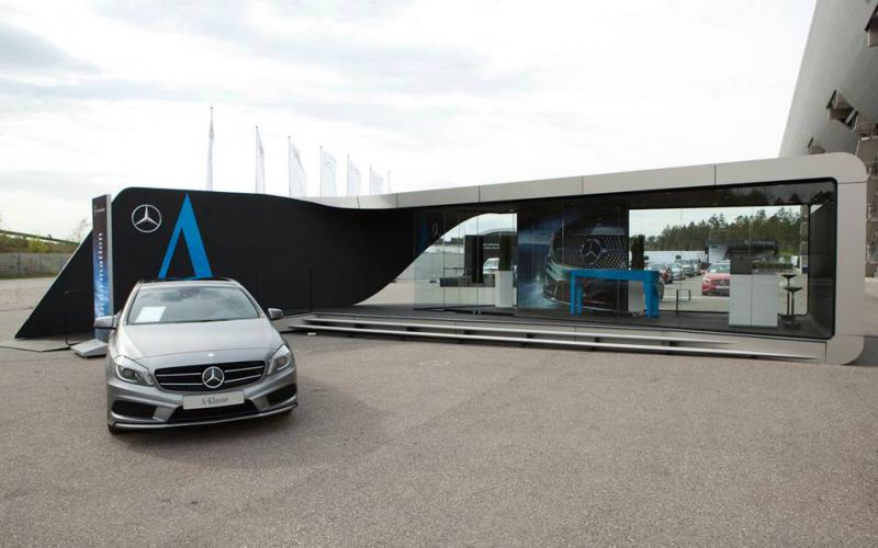 Mercedes-Benz Roadshow