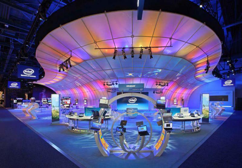 Intel-CES美国消费电子展2012