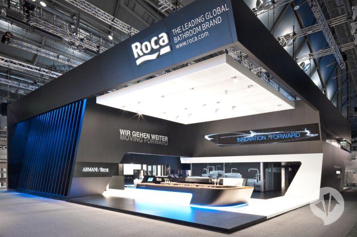 Roca-- ISH 2011 汉诺威