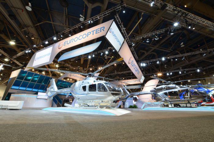 欧洲直升机公司-国外设计