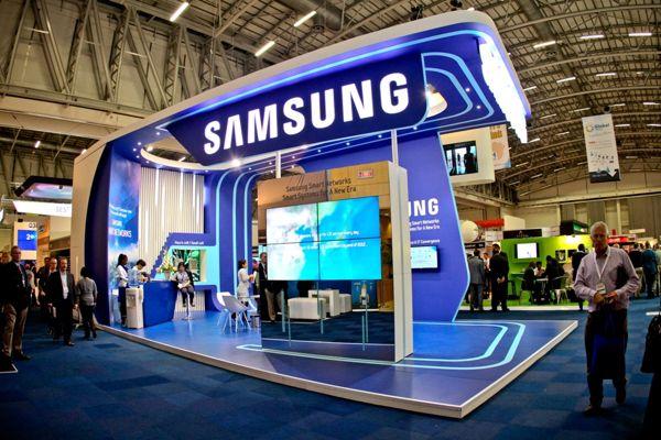 Samsung at AfricaCom 2012
