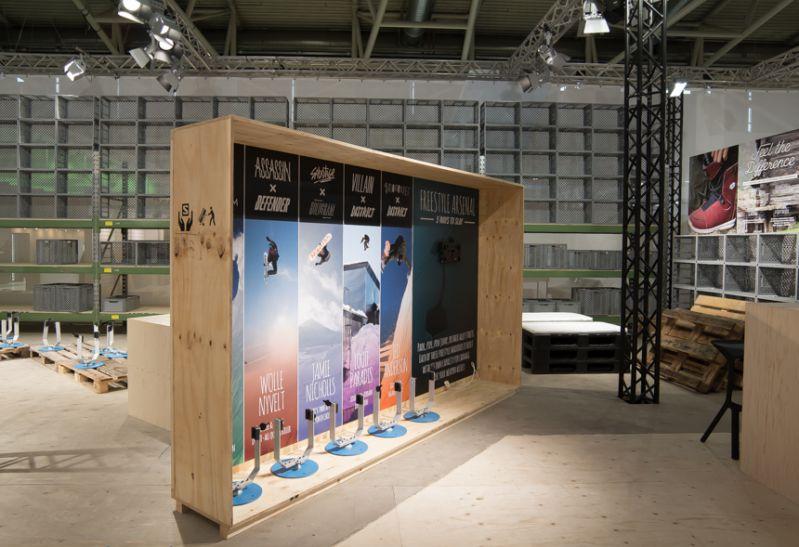 索罗门--2014德国慕尼黑体育用品博览会