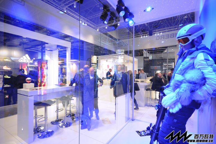 Brumberg Leuchten@2014年德国杜塞尔多夫欧洲零售业展览会