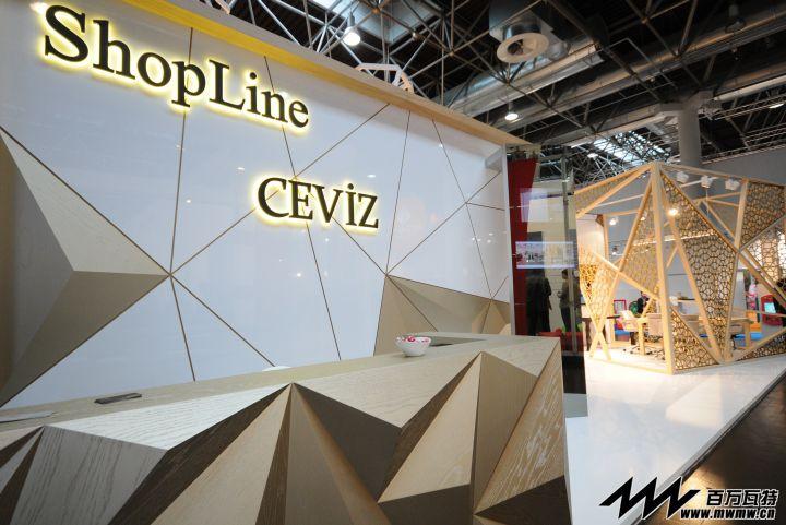 CEVIZOGLU MAGAZACILIK  SHOPLINE@2014年德国杜塞尔多夫欧洲零售业展览会