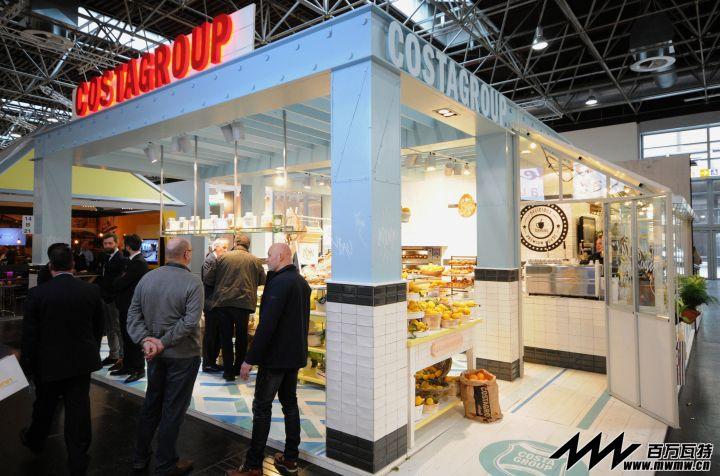 Costa Group@2014年德国杜塞尔多夫欧洲零售业展览会