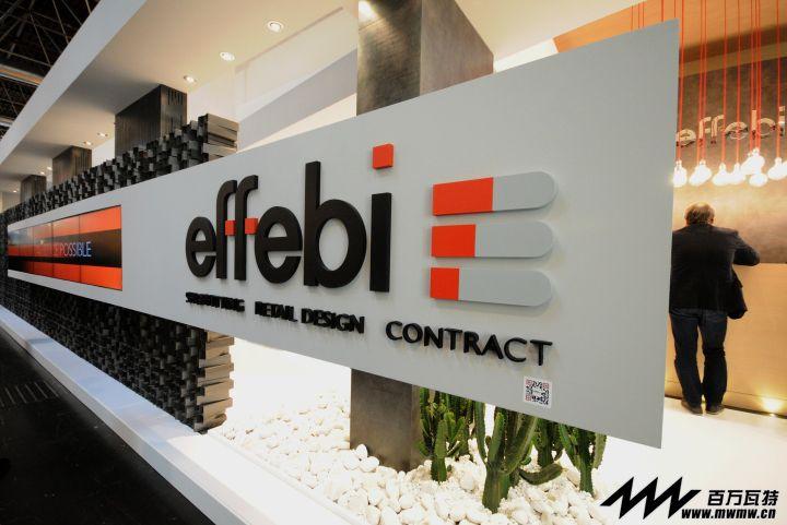 Effebi stand by STUDIO_A+D@2014年德国杜塞尔多夫欧洲零售业展览会
