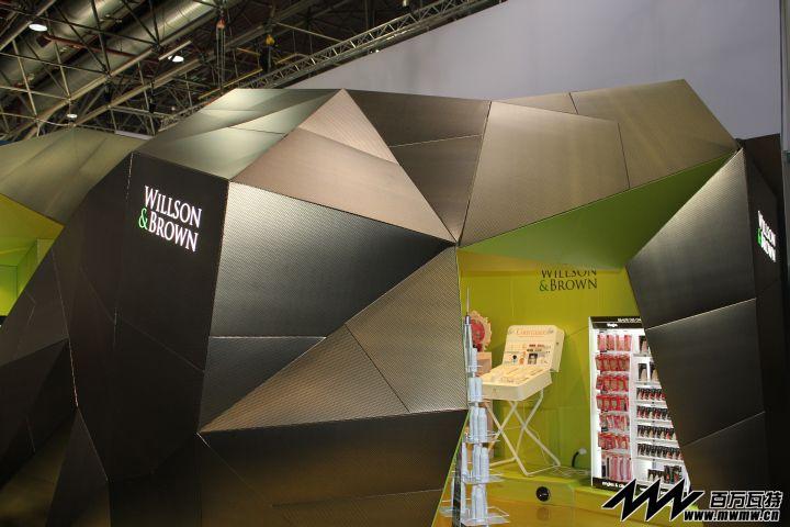 Willson & Brown@2014年德国杜塞尔多夫欧洲零售业展览会
