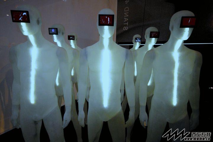 WINDOWS MANNEQUINS@2014年德国杜塞尔多夫欧洲零售业展览会