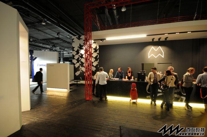 Modular Lighting Instruments@2014法兰克福照明建筑展
