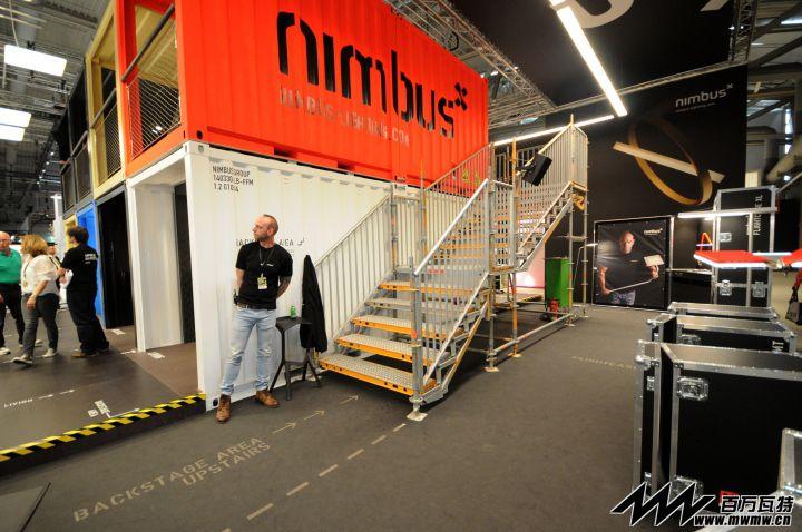 Nimbus@2014法兰克福照明建筑展