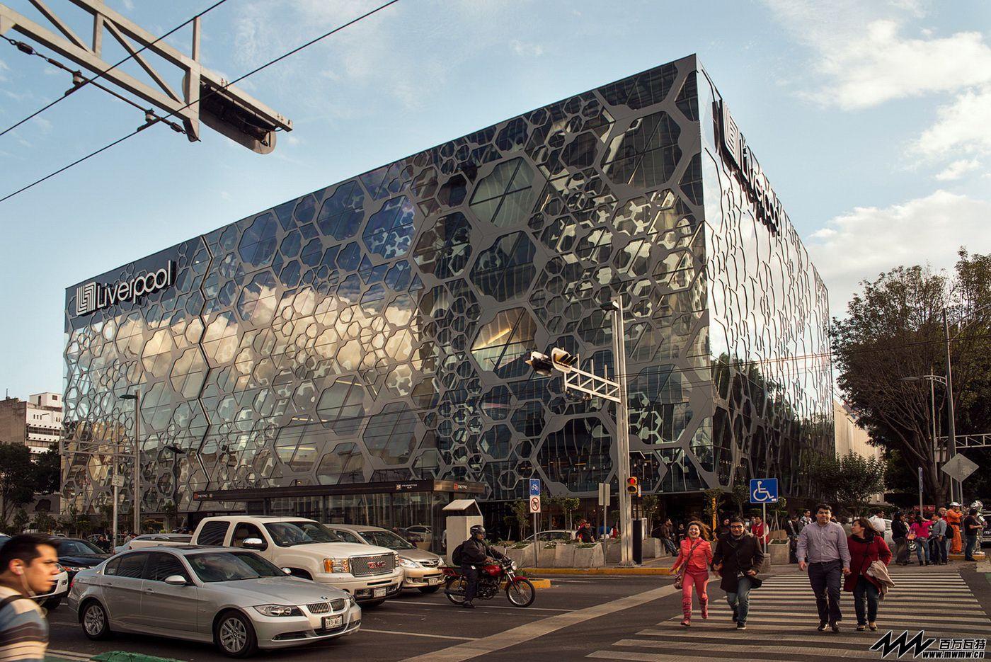 LIVERPOOL大楼--墨西哥城