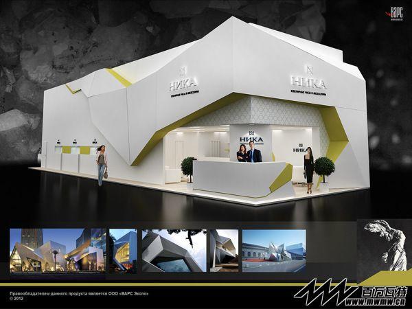 国外展览设计