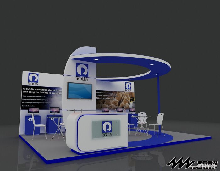 论坛 69 原创区 69 国外展览设计 69 国外精致小展台(十三)