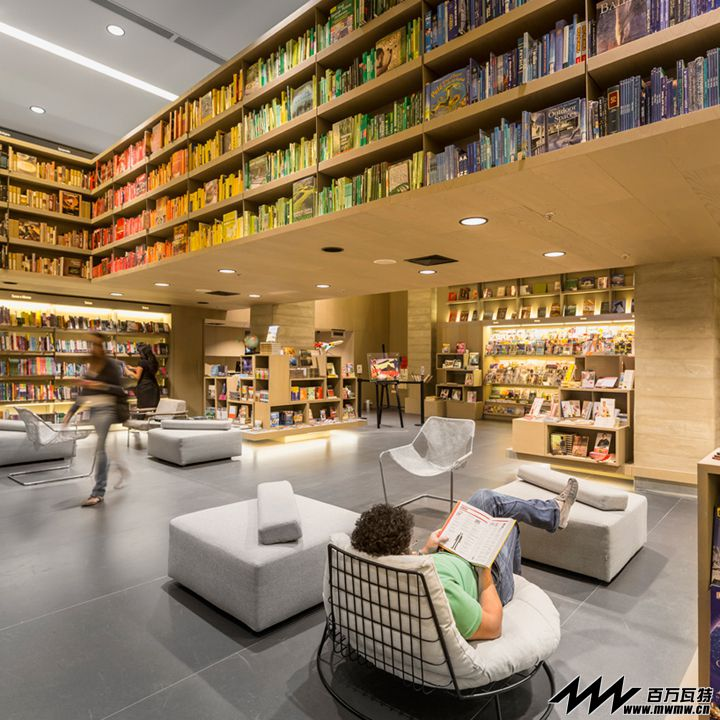 Aiva书店@巴西-里约热内卢