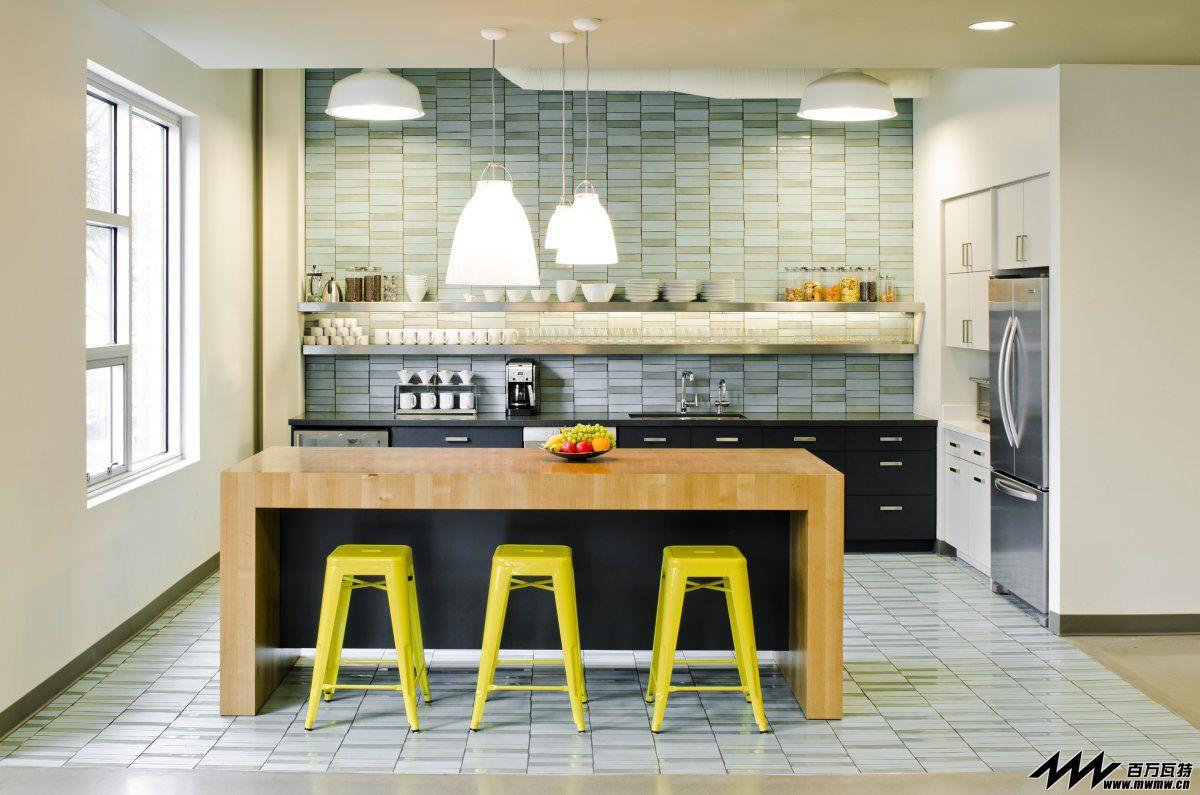 俄勒冈州波特兰市5,475平方英尺办公室,FINE Design Group Office by Boora Archit...