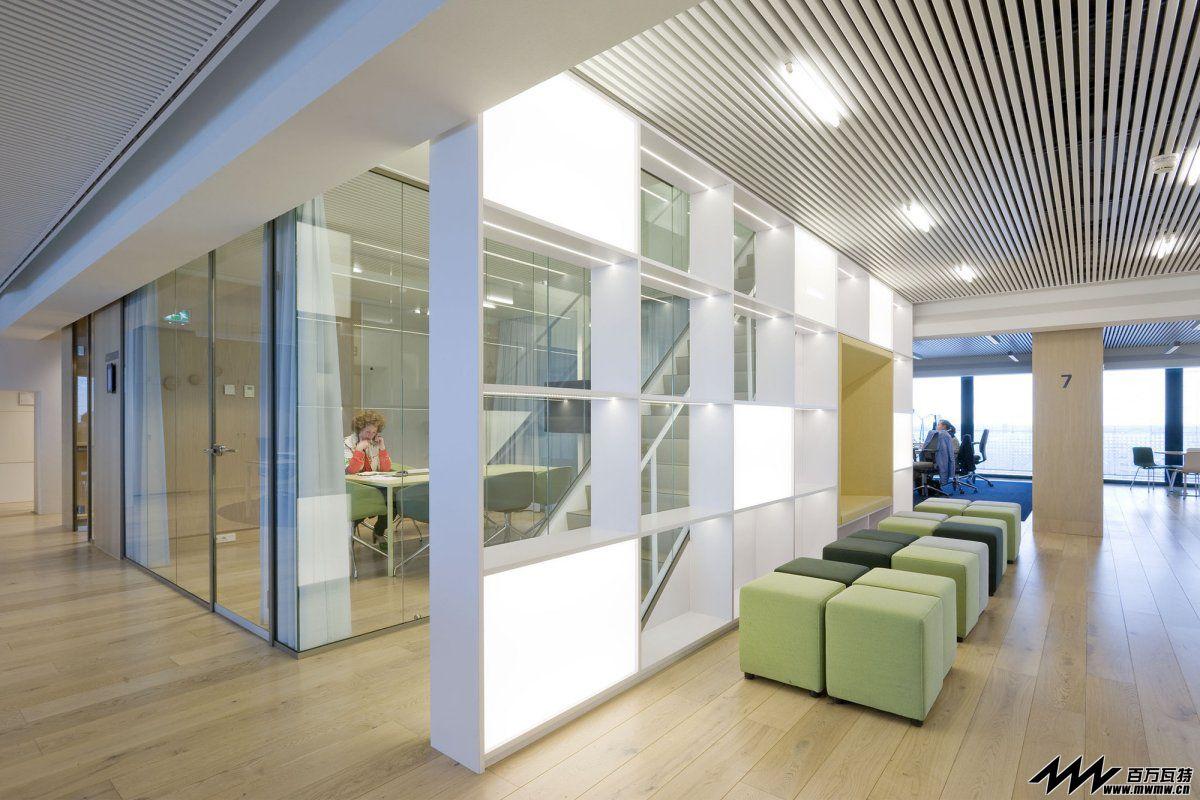 荷兰办事处NS站,NS Stations Office by NL Architects