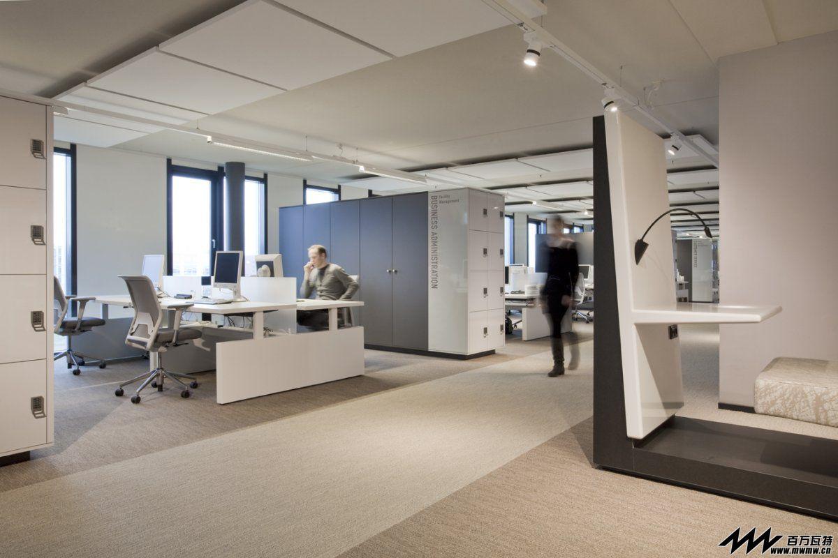 荷兰博世西门子家用电器集团中央办公室,BSH Office by William McDonough + Partn...