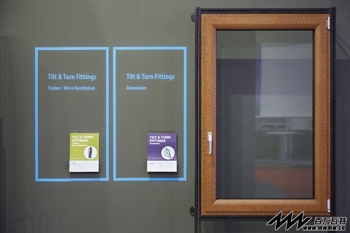 VORNE展台设计@2016德国纽伦堡国际门窗幕墙展