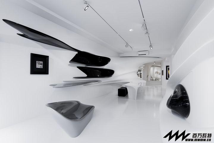 Kurt Schwitters Exhibition@扎哈哈迪德-瑞士苏黎士