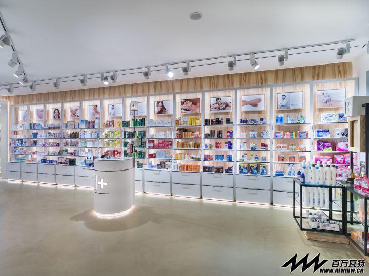 FARMACIA I+ 连锁药品零售店@西班牙