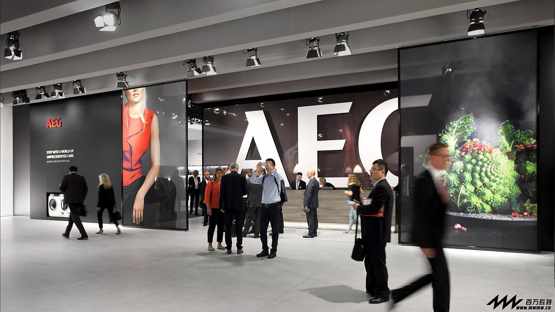 AEG展位@2016 IFA 德国柏林国际电子消费展