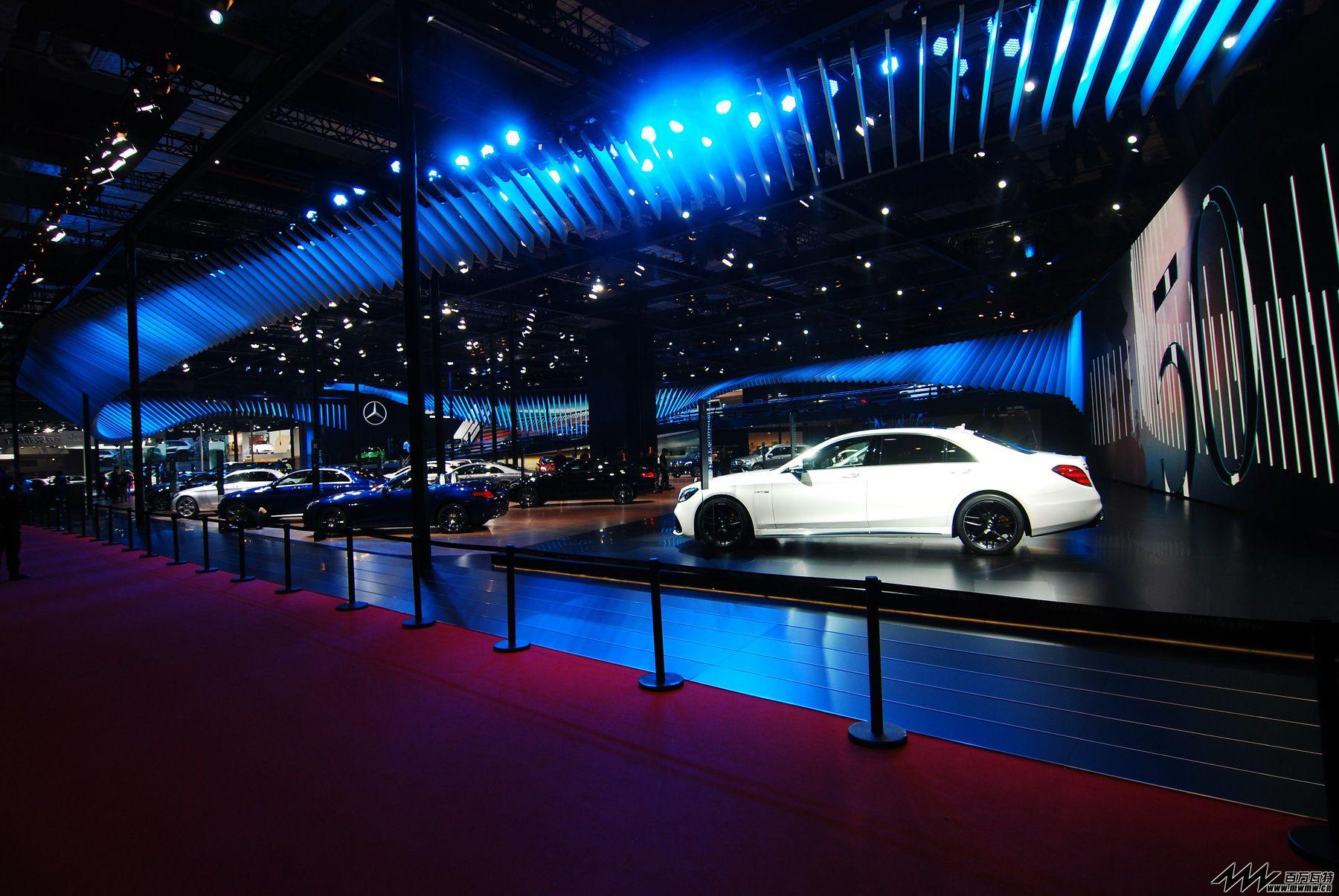 梅赛德斯-奔驰@2017上海国际车展