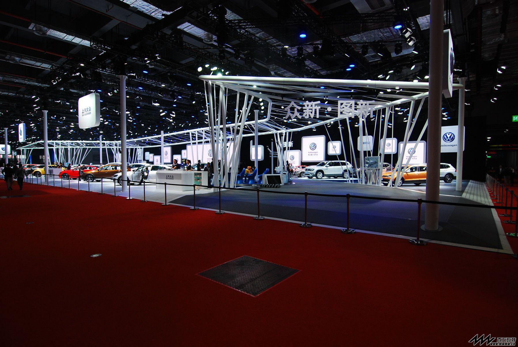 上汽大众@2017上海国际车展 (2).JPG