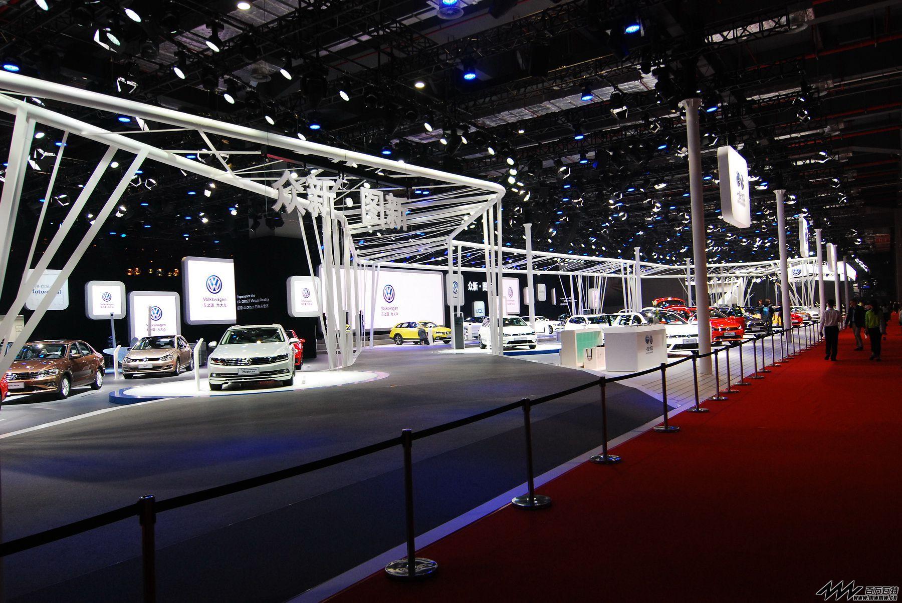 上汽大众@2017上海国际车展 (8).JPG