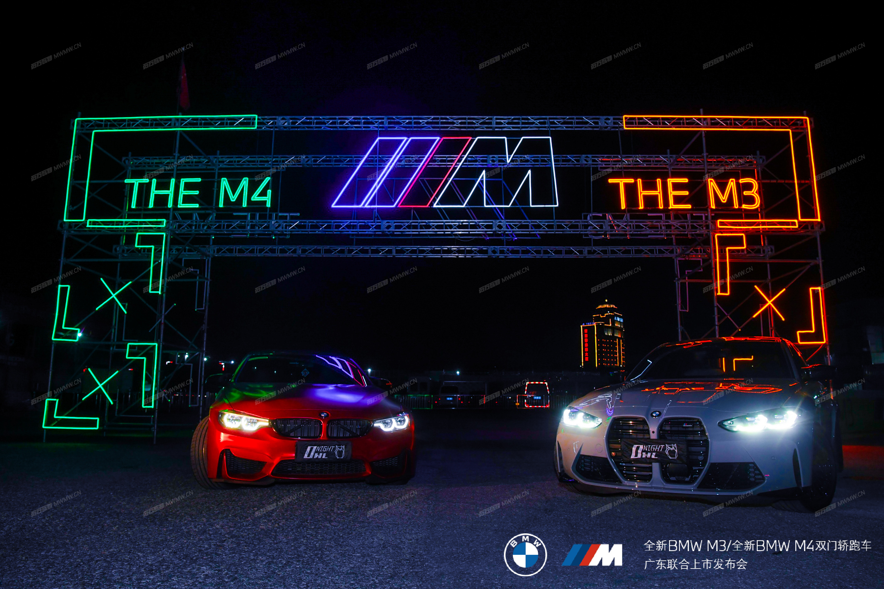 BMW全新M系双门轿跑联合发布会2.jpg