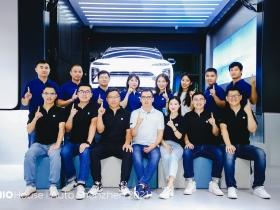2021粤港澳大湾区车展·蔚来中心