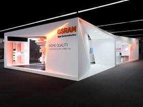 OSRAM展台@Light + Building 2018