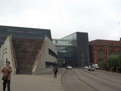 哥本哈根皇家图书馆。