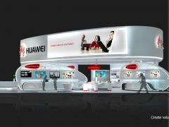 HUAWEI-CEBIT Create Value For You!Today!