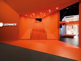 LEDVANCE展台设计@Light + Building 2018