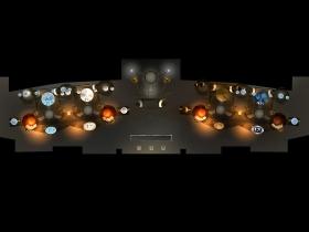 游戏活动——激创有大神道具模型设计