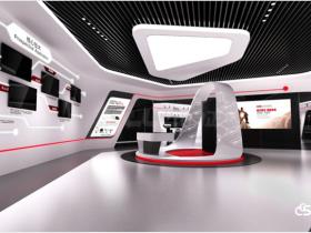 展厅设计中该如何设计参观线路