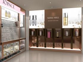 上海化妆品店设计丨卓皙效果图