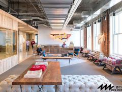 Yelp! Headquarters by Studio O+A, San Francisco – California