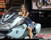 09国际两轮车展模特--太少了只有五张