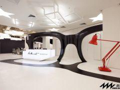 美国跨国广告公司,眼镜和空间融合