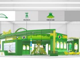 巴西展馆设计