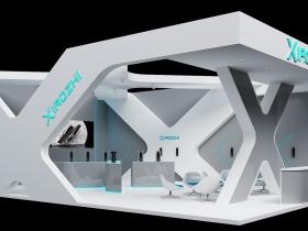 XIAOZHI小智智能锁|科技展展台