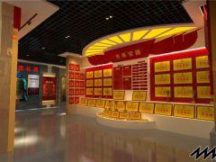十年展厅设计作品放送,回帖可获取3D源文件,长期不断更新